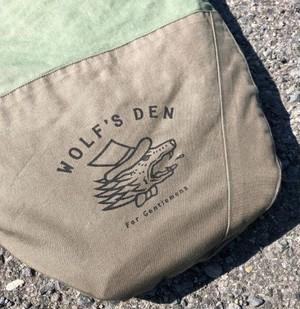 WOLF'S DEN × CAPTAINS HELM SURF BOARD DECK COVER FISH デッキカバー