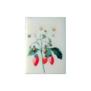 フラワーキャンドル イチゴ
