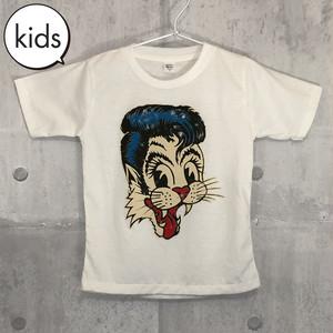 【送料無料 / ロック バンド Tシャツ】 STRAY CATS / Kids T-shirts M L XL ストレイ・キャッツ / キッズ Tシャツ M L XL
