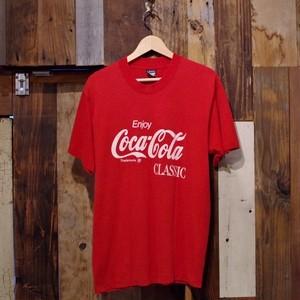 1990s Coca-Cola Classic T-Shirt / 90年代 コカコーラ ロゴ Tシャツ