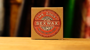 SEX  WAX  5X WARM TO MILD TROPIC