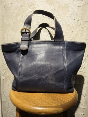 Old COACH Leather Bag