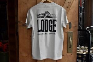 新品 LODGE Pocket T-Shirt -Sand