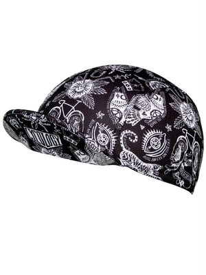 CYCOLOGY サイコロジー RIDE FOREVER CYCLING CAP