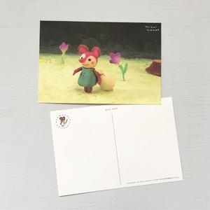 ポストカード(森のトリー 横型)