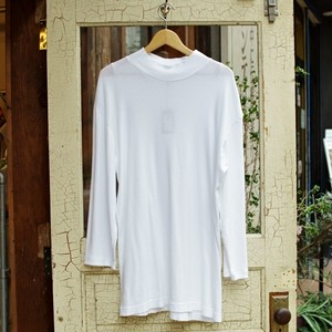 "ReMake '00 United States Armed Forces ""Mock-Neck"" Under T-Shirt / アメリカ軍 モックネック Tシャツ 八分袖"