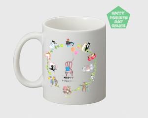 【HappyUnbirthday!1st】マグカップ