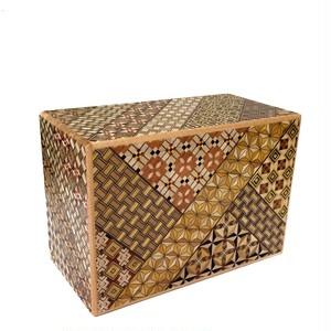 Himitsubako puzzle box 6sun 36times+1