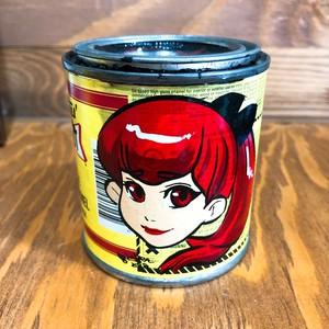 1Shot paint缶 ピンナップガール ペイント インテリア