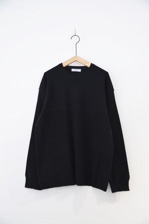 【ORDINARY FITS】WAFFLE KNIT/OF-N012