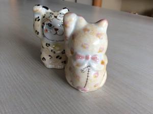九谷フェスティバル 着ぐるみ招き猫(豹 バージョン)