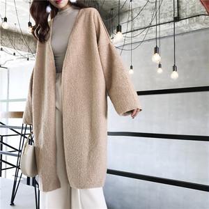 ロングコート ジャケット カーディガン アウター 2色 LNTOP121701