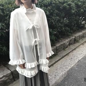 【NEW】dearie dada  スプリングシャツジャケット