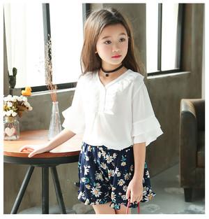 5834004c12e58 ... 子ども服 韓国子供服 可愛い 女の子 HGSET0042. ¥ 3