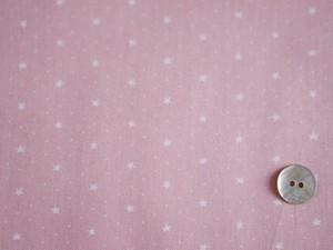 Moda Harbor Springs ピンクに小さなお星さま