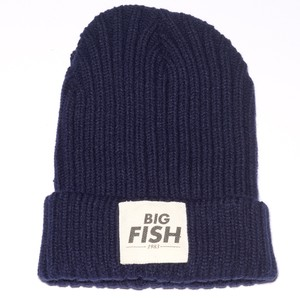 BONNET NAVY LOGO BIG FISH 1983