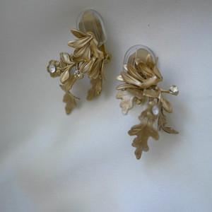 【展示】leaf swarovski
