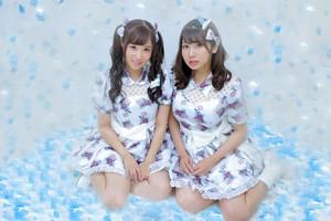 ルルディ・栄川乃亜・霧島さくら 2ndシングルのイメージ写真(A4生写真)