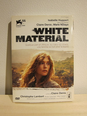 【dvd】white material/クレール・ドニ(claire denis)