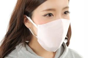 お大事にのグリーティング袋入り お喉潤す京都シルクとバンブーがリバーシブルになったお休みマスク(1枚)美肌