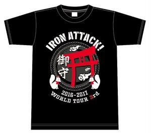 ★NEW★御守りTシャツ/IRON ATTACK!