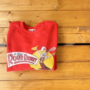 キッズ 3200円+税 親子ペアルック LINK by mille ONLY DISNEY!! Roger rabbit SW