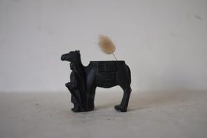 ラクダと旅人
