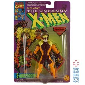 トイビズ 6インチフィギュア X-MEN アンキャニー セイバートゥース アクションフィギュア