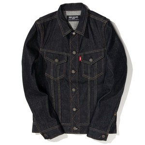 RIGID TYPE-1 DENIM JKT (INDIGO) / RUDE GALLERY