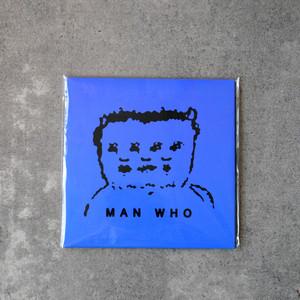 "MAN WHO ""MAN WHO"" DVD"