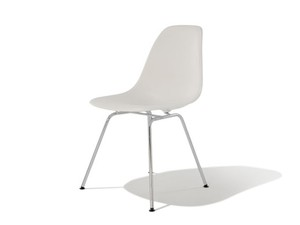 Eames Shell Side Chair DSX Chrome Base - チャールズ&レイ イームズ