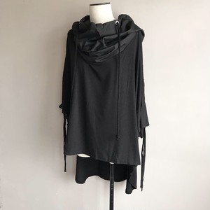 Poncho cut sew【AS SUPERSONIC】