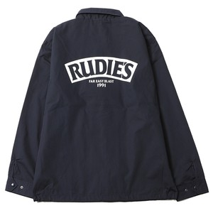 RUDIE'S / ルーディーズ | SLICK COACH JACKET - Navy