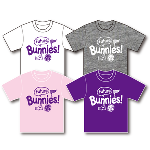 Kids Future Bunnies Tee