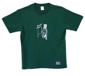 PREMIUM HARD T-shirts ( Green )