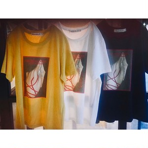 UNDERCOVER / THE HAND (WHITE / YELLOW / BLACK)
