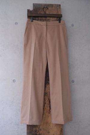 camel pants.