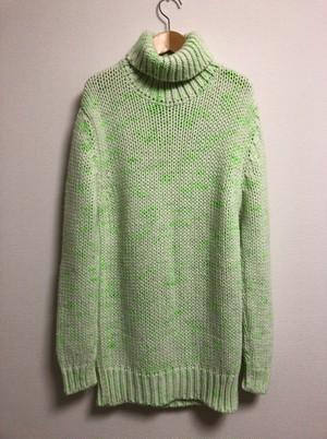 early2000's DIRK SCHONBERGER turtleneck sweater