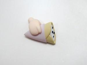 【508】 ラウラ・ボーデヴィッヒ 小物パーツ ブルーベリークレープ ねんどろいど