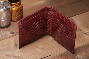 BASICウォレット<RED> カードタイプ