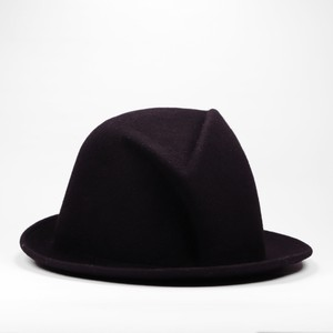 warped hat/black