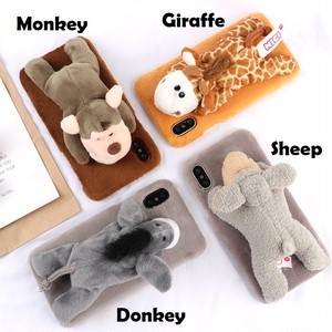 【オーダー商品】 Sheep animal iphone case