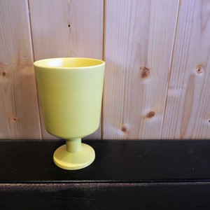 HASAMI / Goblet YELLOW(HA-32-4)