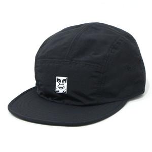 【OBEY】ROBBIN REVERSIBLE 5 PANEL HAT (BLACK MULTI)