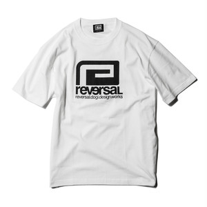 REVERSAL BIG MARK COTTON TEE / リバーサル Tシャツ / rvbs026