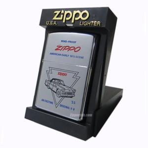 1950年代のアメ車シリーズ-1955 / Zippo American Early 1950's Scene - 1955
