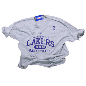 New★ Reebok NBA PROPERTY OF LAKERS Tee
