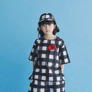 Last one M!GRIS 21SS Pocket Pullover Shirts S/Mサイズ (Black) [GR21SS-SH003]※メール便1点までOK