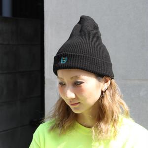 LAUREL WATCH CAP #BROWN