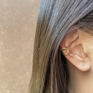 ear cuff 2 (gold)